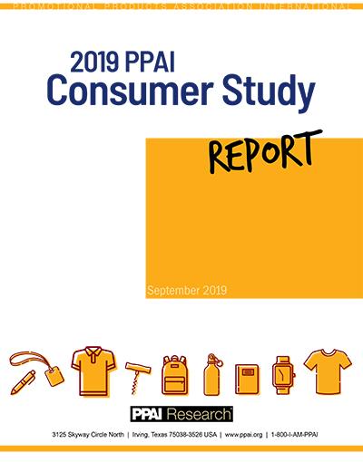 2019 PPAI Consumer Study