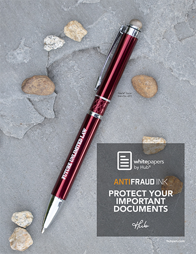 What is Anti Fraud Ink
