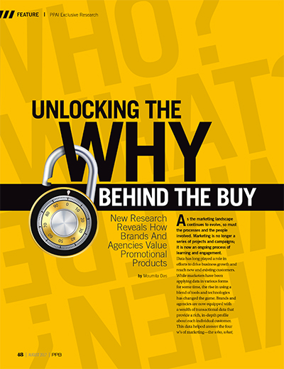 The Why Behind the Buy